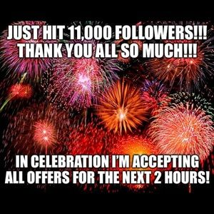 Other - Celebrating 11,000 followers!